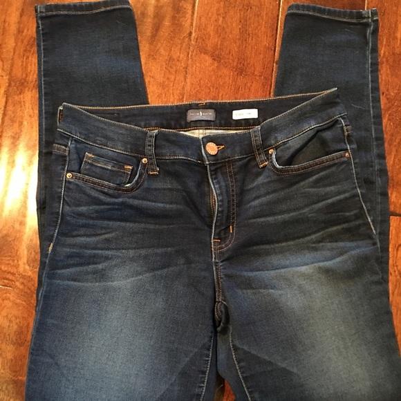 517041b37b5 Jacob Davis Denim - Jacob Davis Uma Skinny Jeans